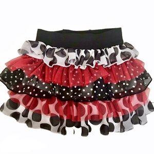 5/$25 Disney Minnie Skirt